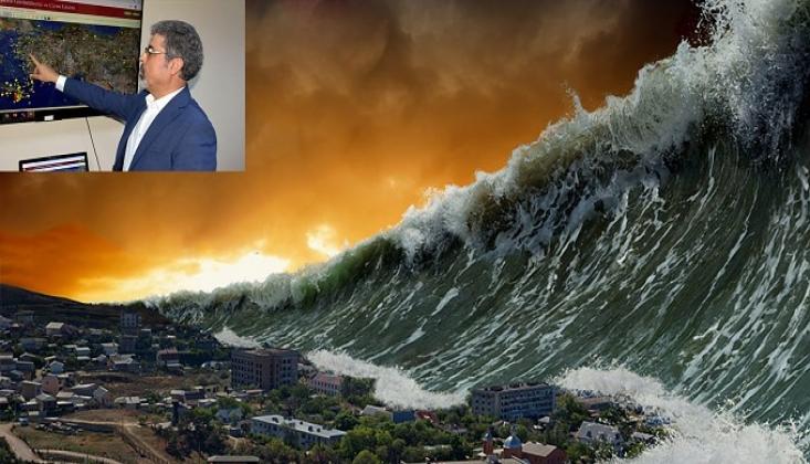 7 Şehrimize Tsunami Uyarısı