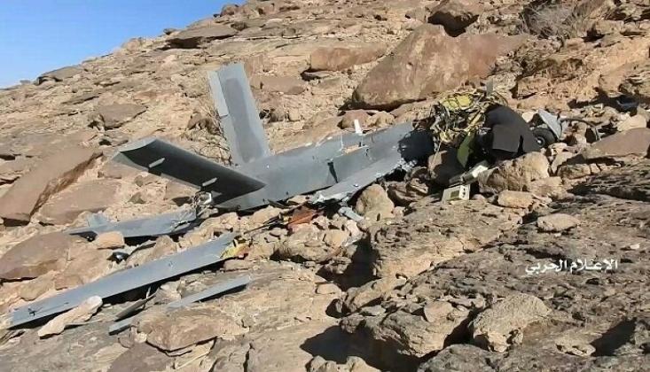 Yemen Ordusu Suudi Arabistan'ın SİHA'sını Düşürdü