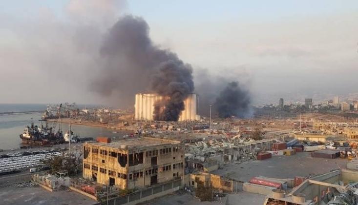 Lübnan'daki Patlamanın Arkasında ABD mi Var?