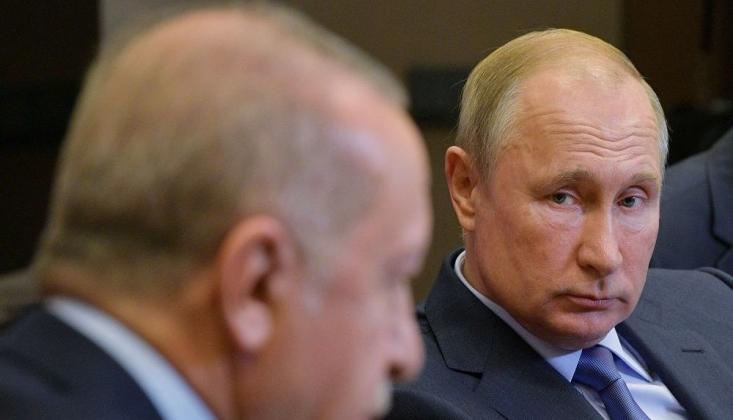 Erdoğan-Putin Görüşmesi Sonrası Ortak Açıklama