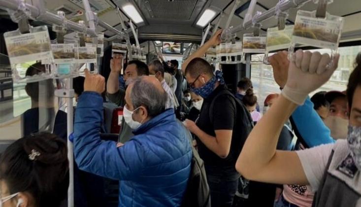 Metrobüs Yoğunluğu Artık Cep Telefonundan Görülebilecek!