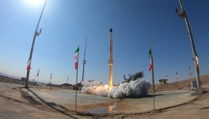 Uzaya Uydu Fırlatmak İçin Geliştirilen Zülcenah Roketi Başarıyla Test Edildi