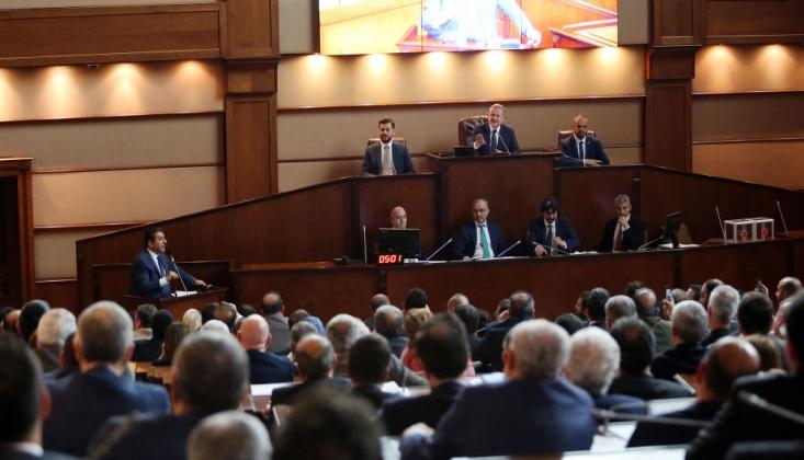 İBB Meclisi'nde 'Silahtarağa' Tartışması