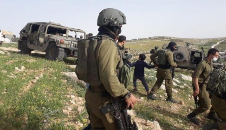 İşgal Güçleri 4 Filistinliyi Şehit Etti