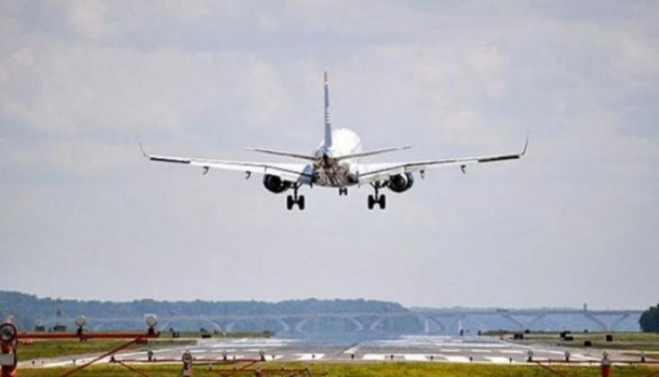 Azerbaycan, Türkiye Hariç Tüm Uçuşları Durdurdu