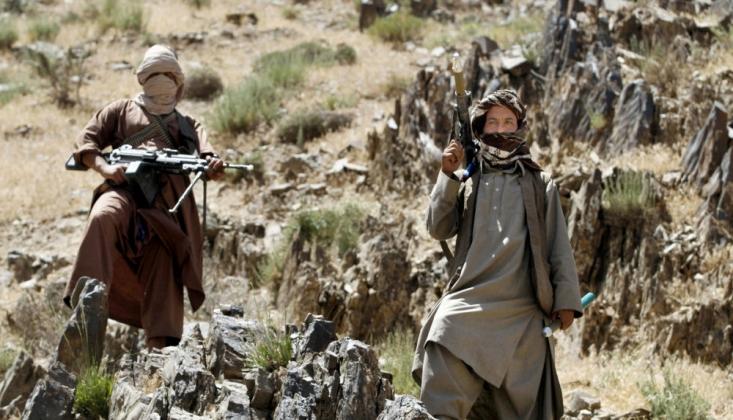 Taliban İlerleyişini Sürdürüyor