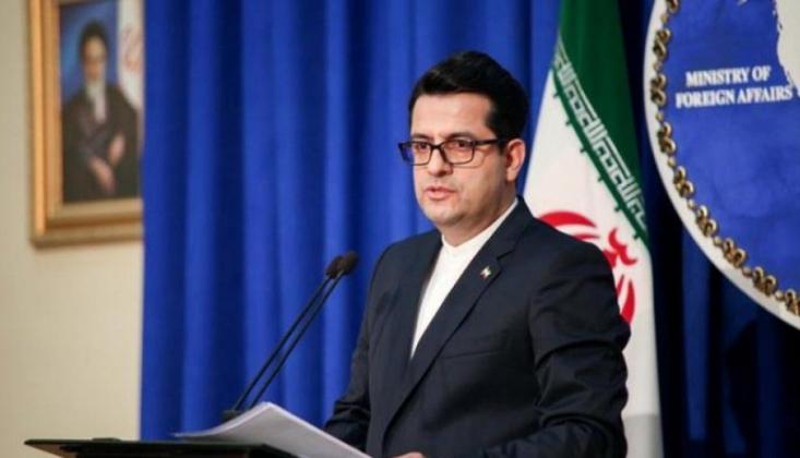 ABD Bütün Çabasını İran'ın İçişlerine Karışmak İçin Harcıyor