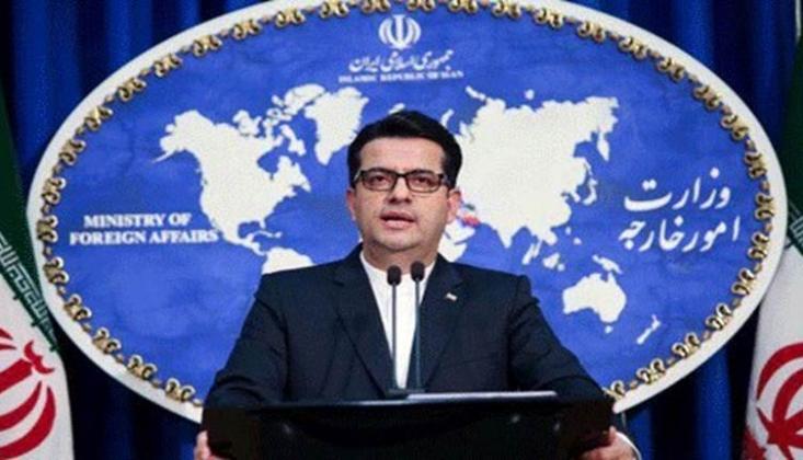 İran Dışişleri'nden ABD'nin Zorbalığına Karşı Çağrı