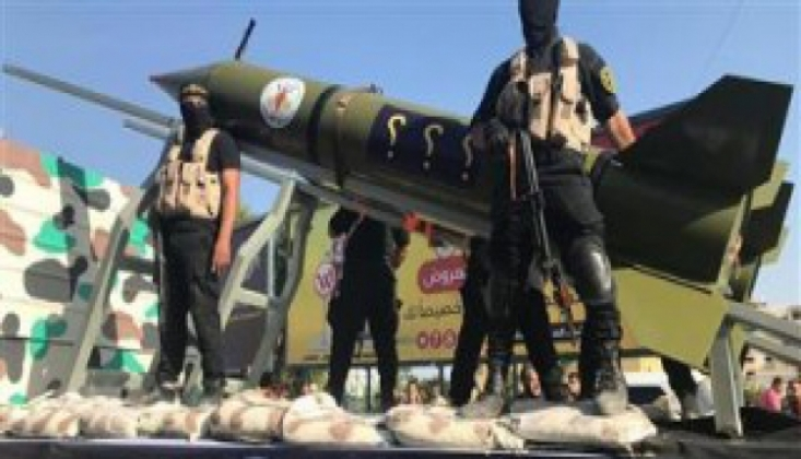 Filistin Direnişinin Elindeki Füzeler Dengeleri Alt Üst Etti