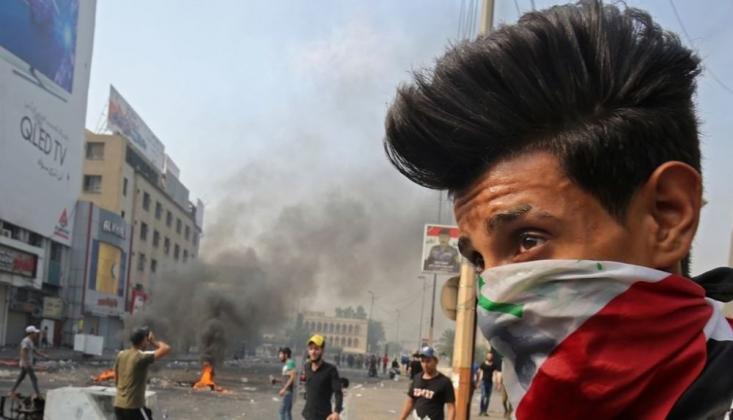 Bağdat'ta Televizyon Kanallarına Saldırı