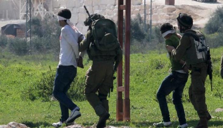 İşgal Rejimi 6 Filistinliyi Tutukladı