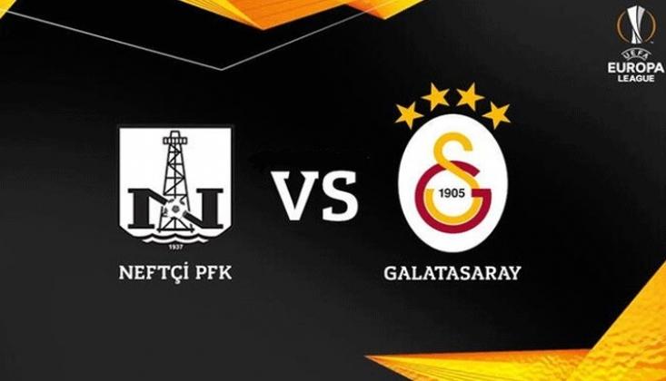 Neftçi Bakü - Galatasaray Muhtemel 11'ler