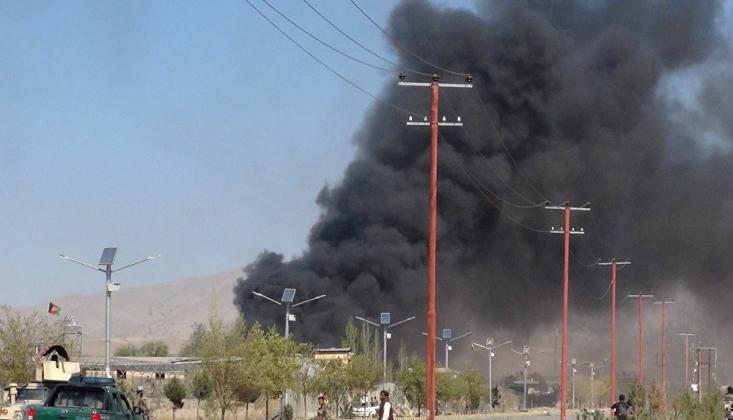 Afganistan'da ABD Askerlerine Bombalı Saldırı