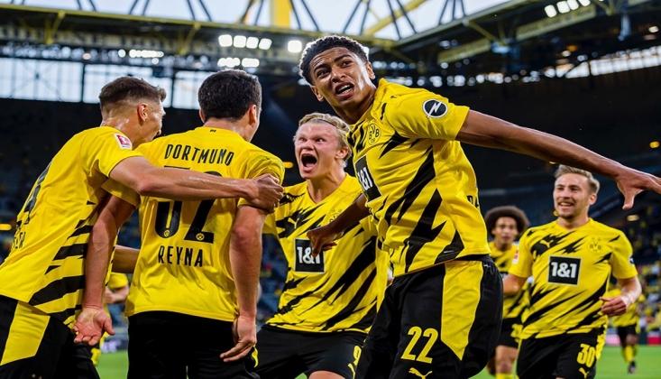 Dortmund, Bundesliga'ya Galibiyetle Başladı
