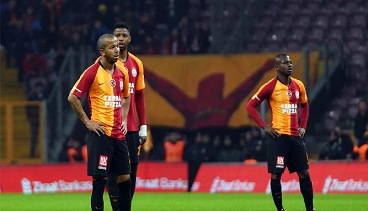 Galatasaray Alanyaspor Karşısında Kupaya Veda Etti