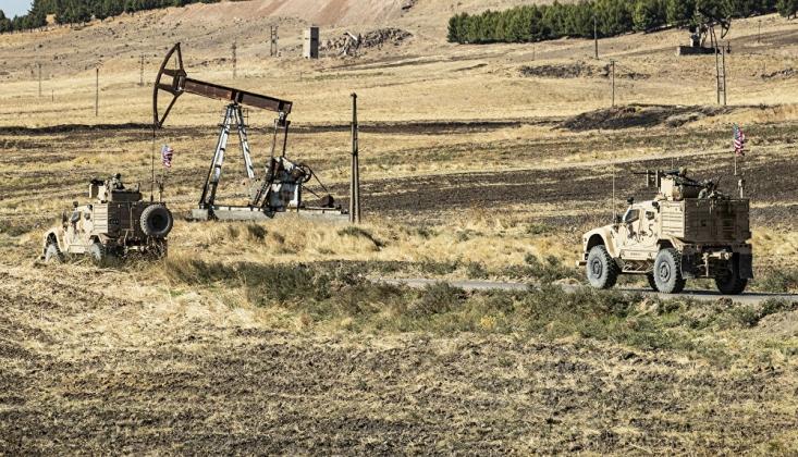 ABD Suriye Petrolünü Yasa Dışı İhraç Ediyor