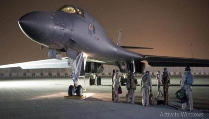 Katar'da Bir ABD Uzay Kuvvetleri Taburu Konuşlandırıldı