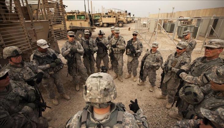 Amerika Libya'da Daimi Kalma Niyetinde