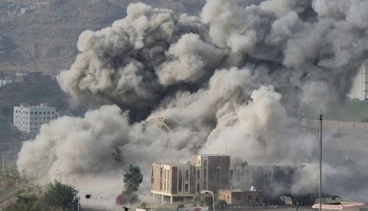 Suudi Savaş Uçakları Yine Sivilleri Vurdu