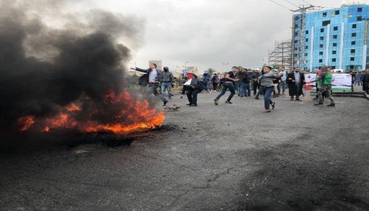 Ramallah'taki Patlamada Siyonist Kadın Asker Öldü