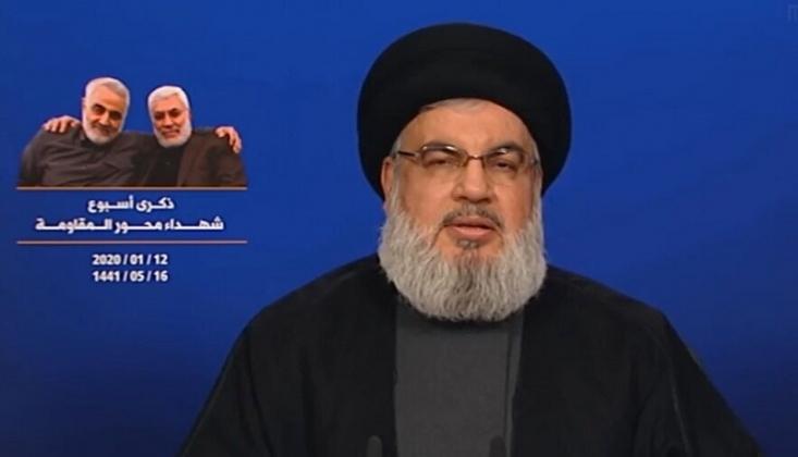 Nasrullah'ın Süleymani Konuşmasına Dair Birkaç Nokta