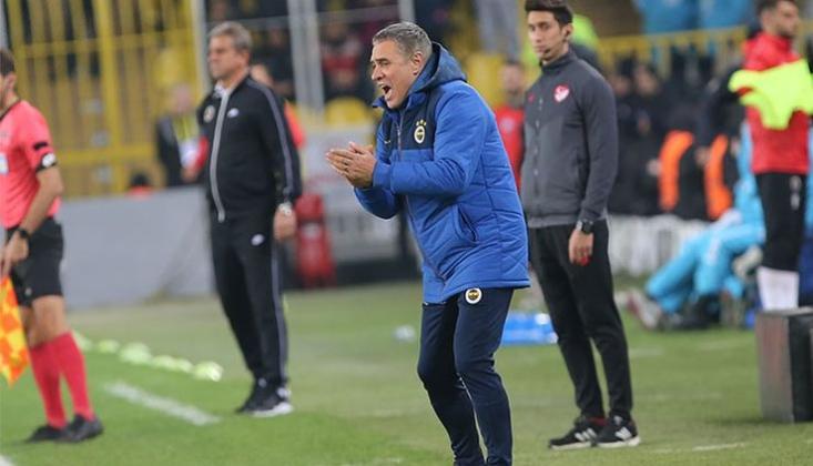 Yanal'a Fenerbahçe Gençlerbirliği Maçı Sonrası Ayrılık Sorusu!