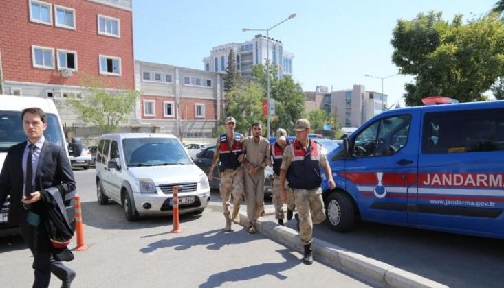 IŞİD'in 'Tel Abyad Emiri' Sınırı Geçerken Yakalandı