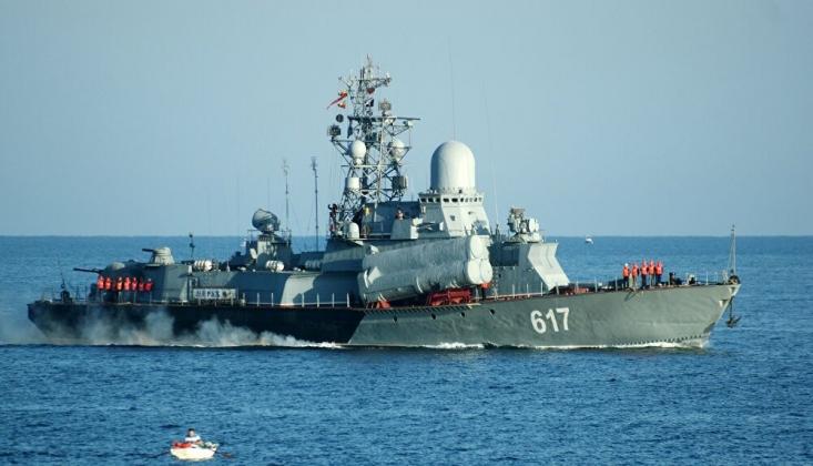 Rusya Akdeniz'e 3 Savaş Gemisi Daha Gönderiyor