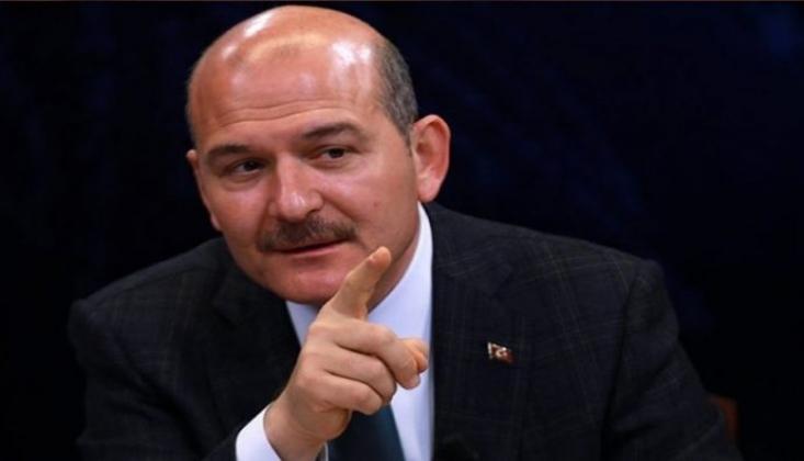 Soylu'dan ABD Büyükelçiliği'ne Tepki