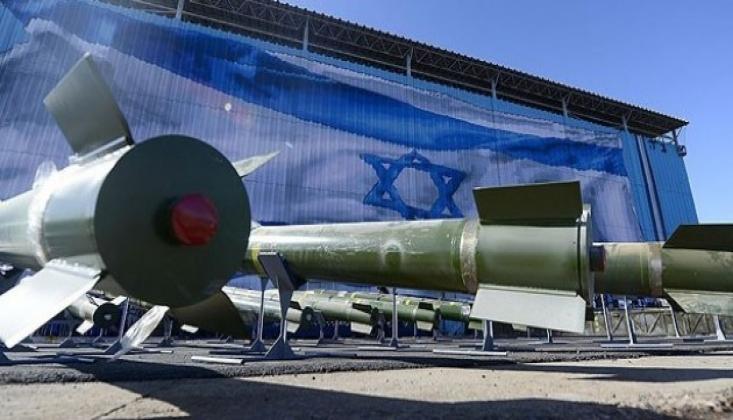 İsrail Silah Endüstri Binasının Kontrolü Filistinlilerde