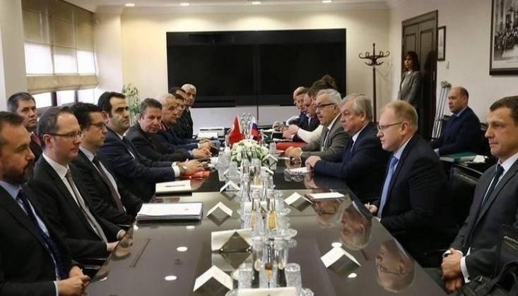 Türk ve Rus Heyetlerin İdlib Gündemli Görüşmesinde Üçüncü Tur Sona Erdi