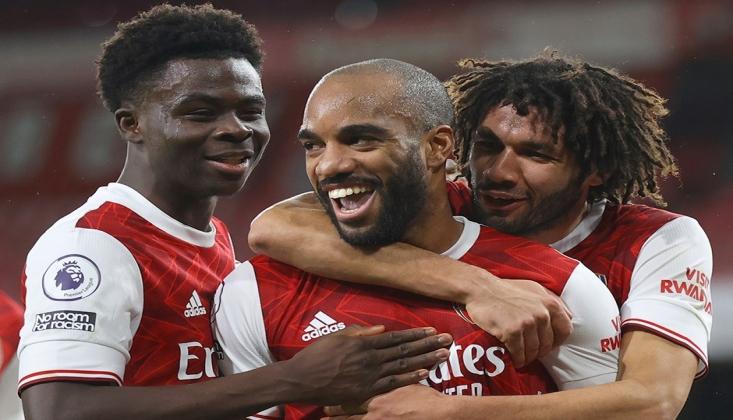 7 Maçtır Kazanamayan Arsenal, Chelsea'yi Devirdi!
