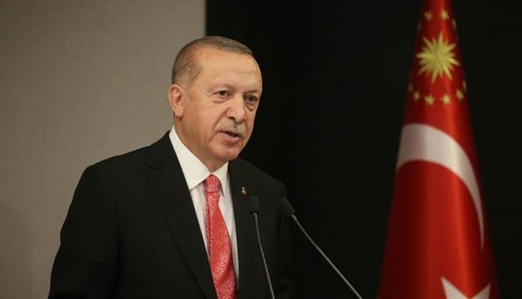 Erdoğan'dan Türkiye Modeli Mesajı