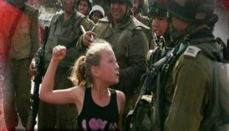 'Filistin'in Cesur Kızı' Temimi, Dünyaya Seslendi