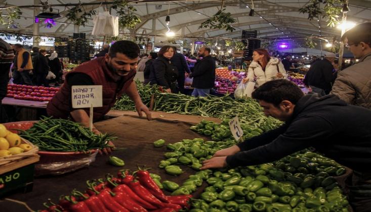 Enflasyon İki Yılın Zirvesinde