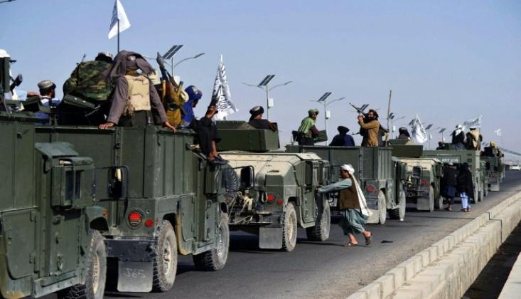 ABD, Özbekistan'la Anlaştı; Taliban ise Baskı Yapıyor