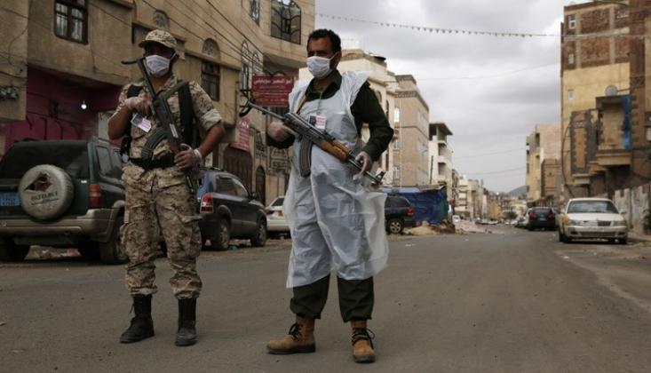 BM'nin Yemen'de Korona'yla Mücadelede Bir Rolü Yok