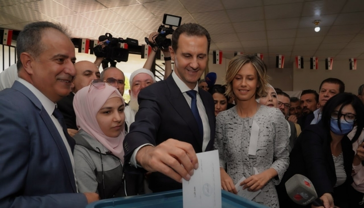 Esad: Batının Ne Dediğinin Bir Önemi Yok