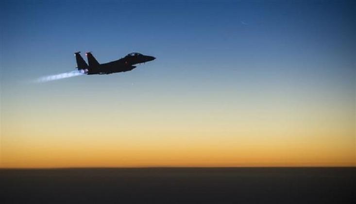 ABD Uçakları IKBY Semalarında