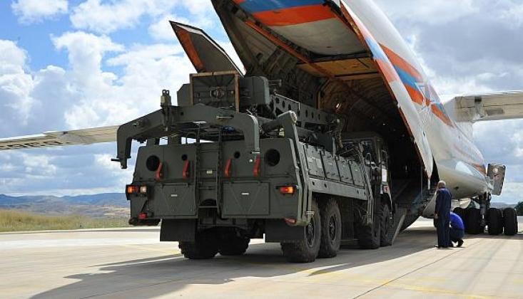 Rusya'dan Türkiye'den S-400 İthal Etmek İsteyen ABD'ye Cevap