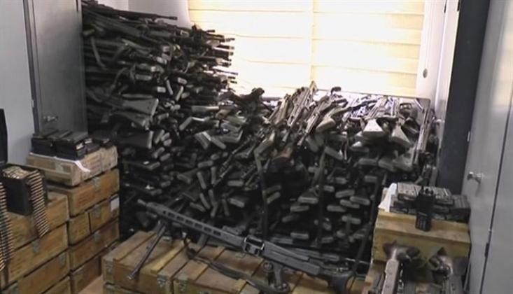 Kayıp Silahlar Konusu TBMM'de