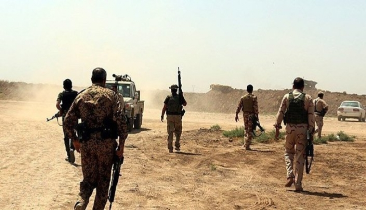 Irak'taki IŞİD Terörist Hücreleri İmha Edildi