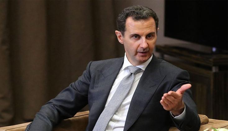 Esad Suriye'deki Ekonomik Krizin Nedenini Açıkladı