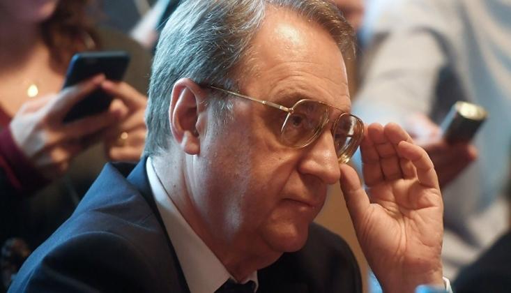 Bogdanov: DSG Suriye Ordusuna Ne Kadar Erken Katılırsa, O Kadar İyi