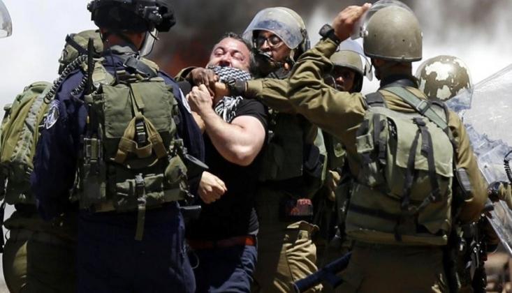 Batı Şeria ve Kudüs'te Tutuklama Furyası