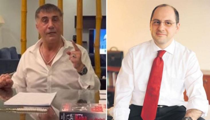 Peker'den Serhat Albayrak ve Mehmet Ağar'a Ağır Suçlama