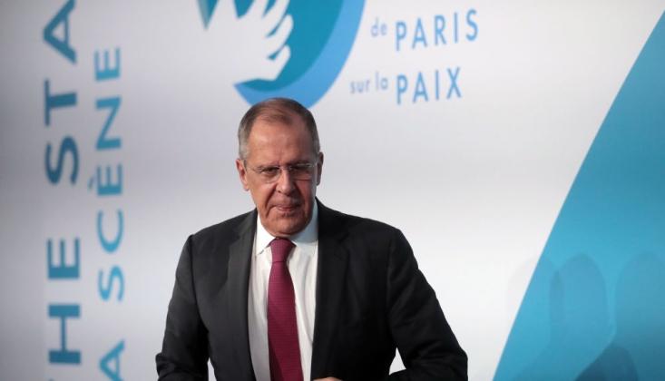 Lavrov: ABD, Suriye'nin Doğusunda Sözde Devlet Kurmak İstiyor