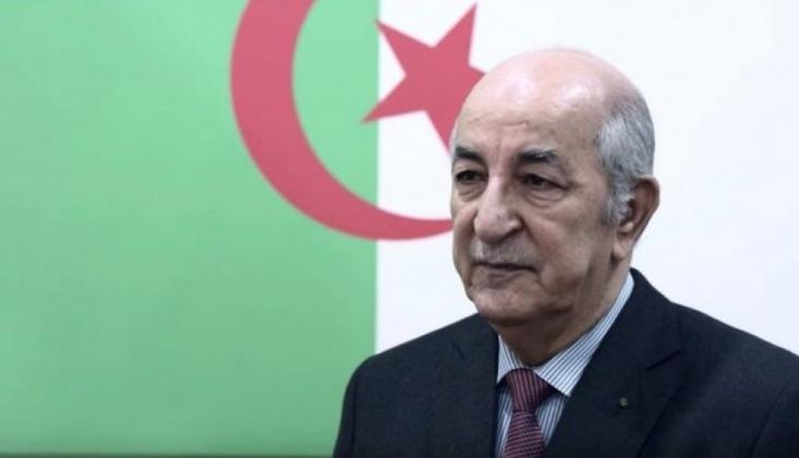 Abdulmecid Tebun: Filistin Cezayir'in Siyasi Kıblesidir