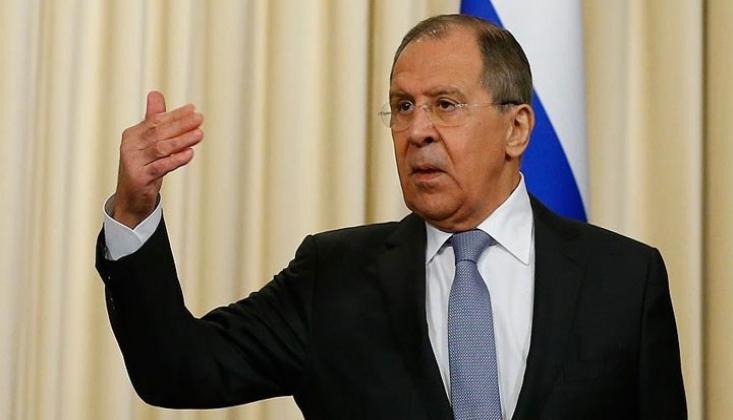 Lavrov: Rusya ABD Baskısına Direnecek