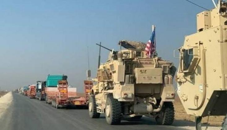 Irak'taki ABD Askeri Konvoylarına Saldırı